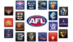 Teams in AFL