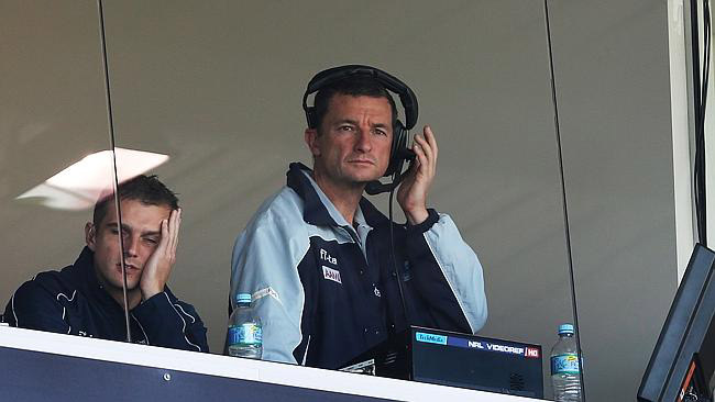 From Mid-way next season, Video Referee Sean Hampstead could be making calls form the bunker.