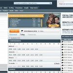 Betfair horse racing bets page screenshot