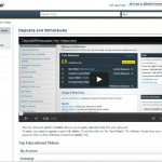 Betfair tutorial video page screenshot